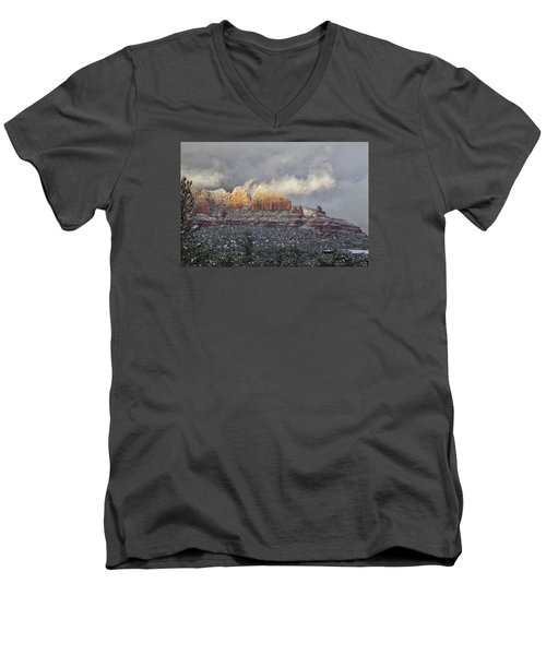 Steamboat Men's V-Neck T-Shirt
