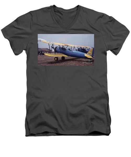 Steerman Men's V-Neck T-Shirt
