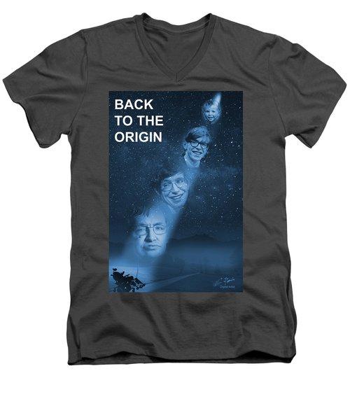 Stephen Men's V-Neck T-Shirt