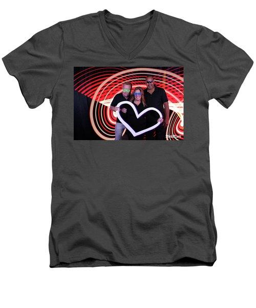 Sterling Event Center Grand Opening Men's V-Neck T-Shirt