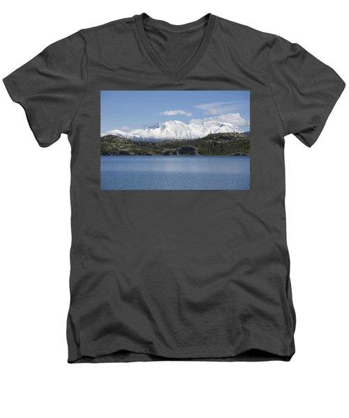 Stikine Mountains 7 Men's V-Neck T-Shirt