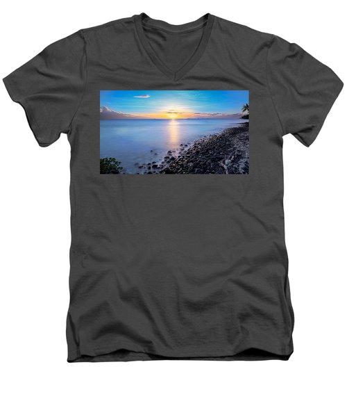 Stiletto Shore Men's V-Neck T-Shirt