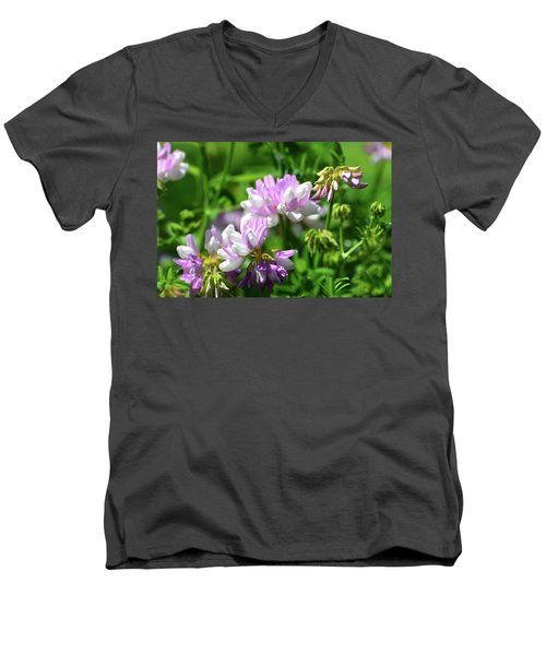 Still Growing  Men's V-Neck T-Shirt