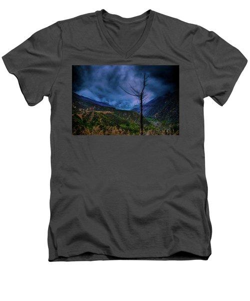 Still I Rise Men's V-Neck T-Shirt