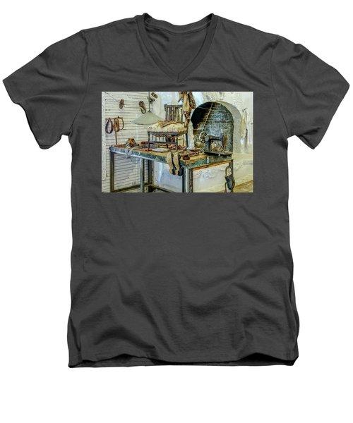 Still Life #1 Men's V-Neck T-Shirt
