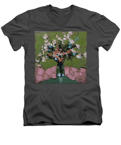 Still Life. Mood Men's V-Neck T-Shirt
