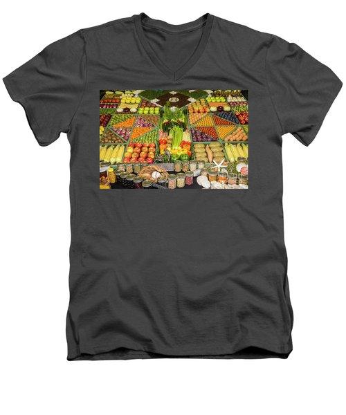 Still Life#2 Men's V-Neck T-Shirt
