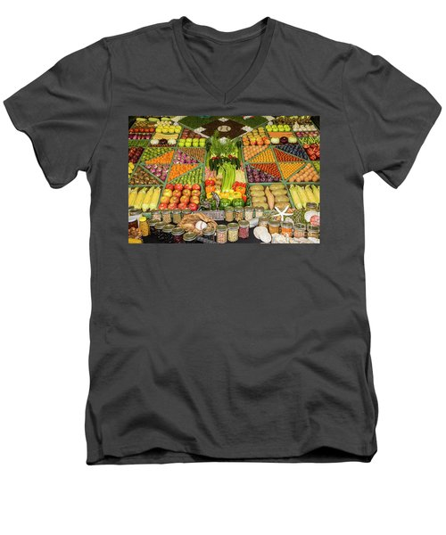 Still Life#2 Men's V-Neck T-Shirt