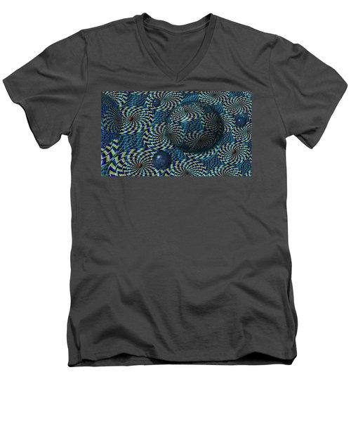 Still Motion Men's V-Neck T-Shirt