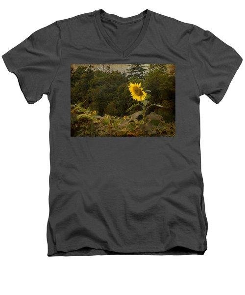 Still Standing Men's V-Neck T-Shirt