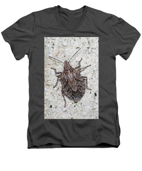 Stink Bug Men's V-Neck T-Shirt
