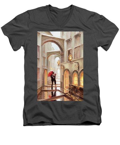 Stolen Kiss Men's V-Neck T-Shirt