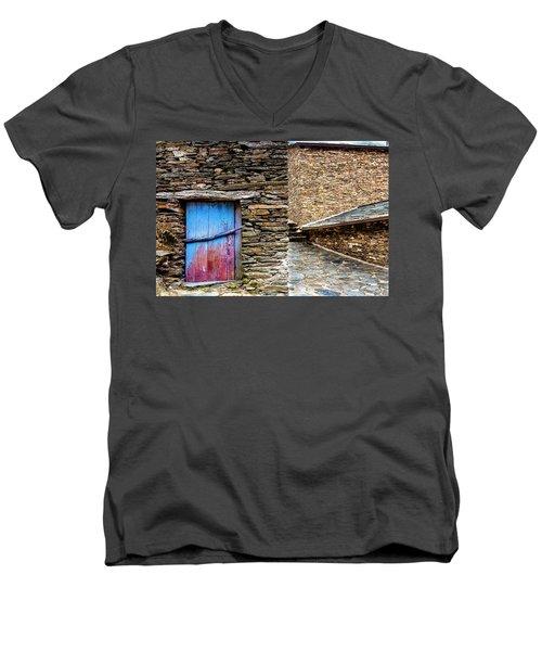 Stone By Stone Men's V-Neck T-Shirt