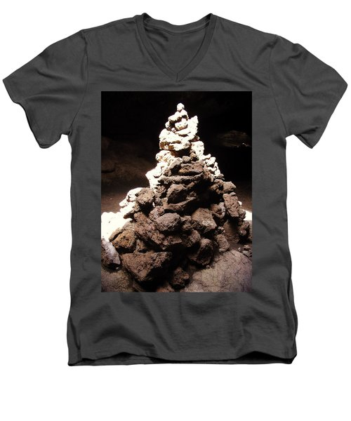 Stone Soul Men's V-Neck T-Shirt