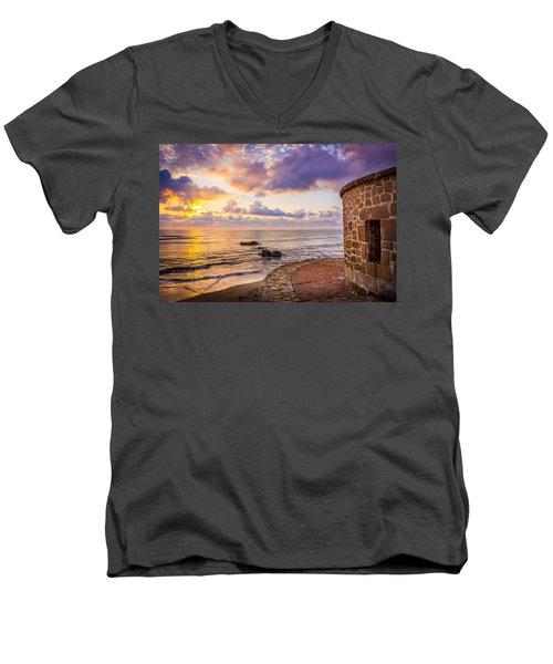 Stone Torre 3 Men's V-Neck T-Shirt
