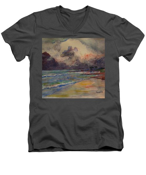 Storm Beach Men's V-Neck T-Shirt