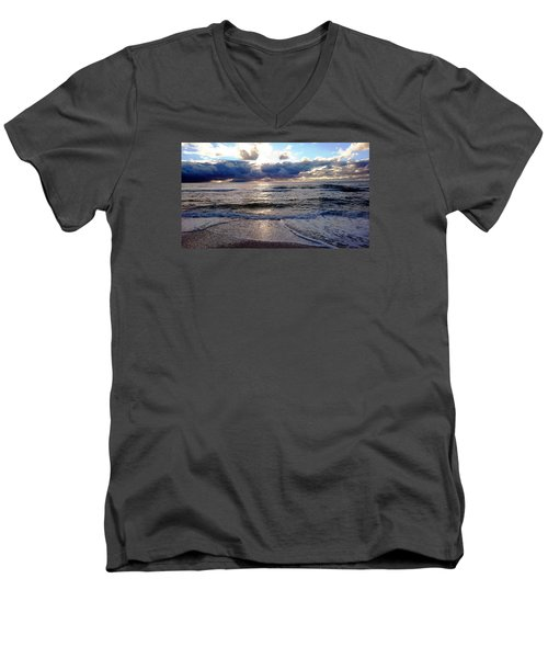 Storm Clouds 2 Men's V-Neck T-Shirt