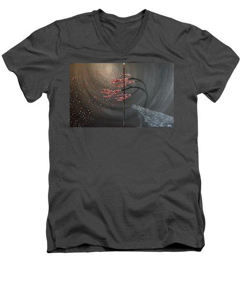 Storm Wind Men's V-Neck T-Shirt