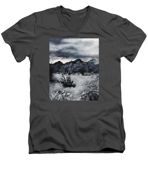 Stormy Day 2 Men's V-Neck T-Shirt