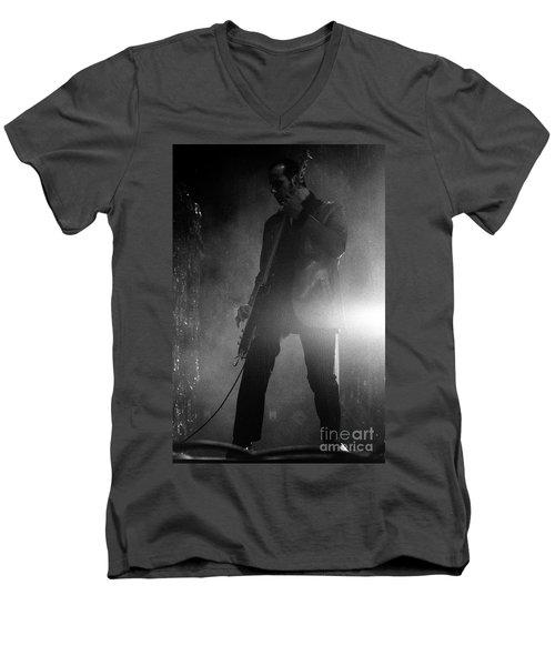 Stp-2000-robert-0915 Men's V-Neck T-Shirt