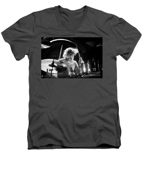 Stp-2000-eric-0923 Men's V-Neck T-Shirt