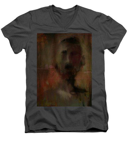 Stranger Men's V-Neck T-Shirt