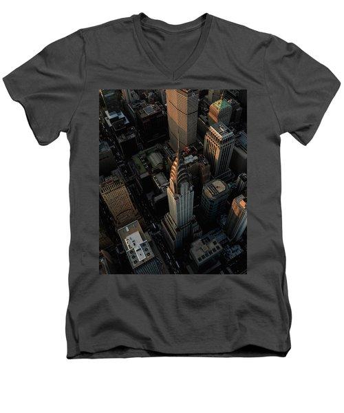 Structure  Men's V-Neck T-Shirt