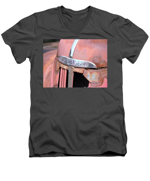 Studebaker Men's V-Neck T-Shirt