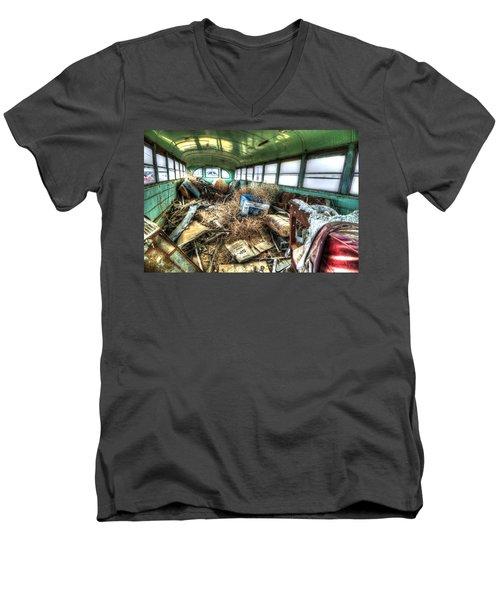 Stuffing Men's V-Neck T-Shirt
