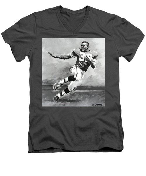 Success Is A Decision Men's V-Neck T-Shirt