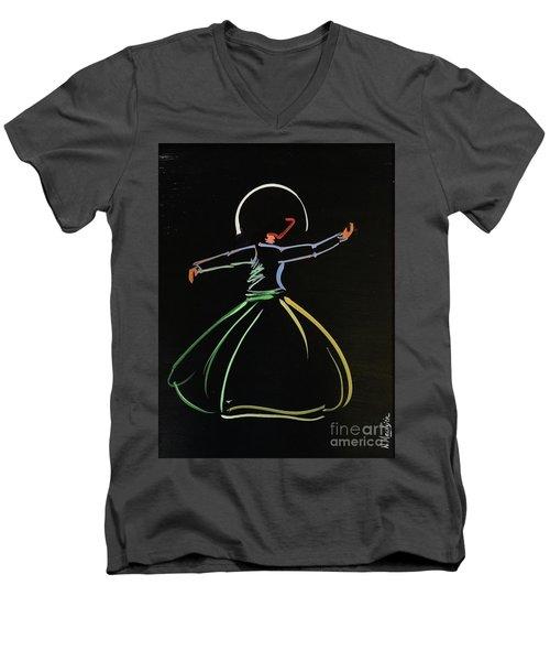 Sufi Men's V-Neck T-Shirt