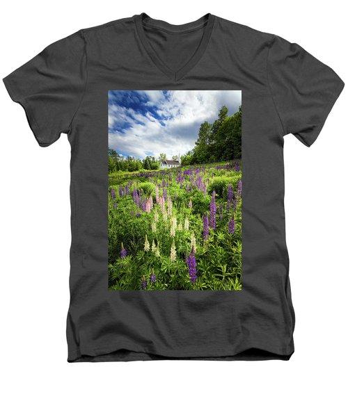 Sugar Hill Men's V-Neck T-Shirt