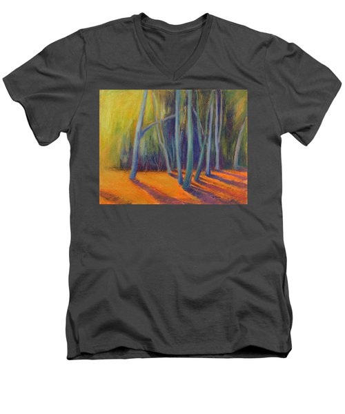 Summer Light Men's V-Neck T-Shirt