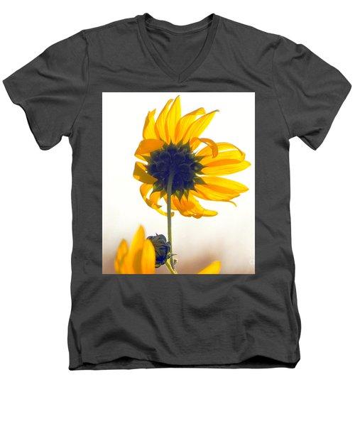 Sun Flower 101 Men's V-Neck T-Shirt