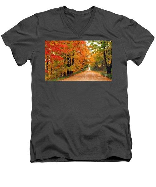 Sunday Drive Men's V-Neck T-Shirt