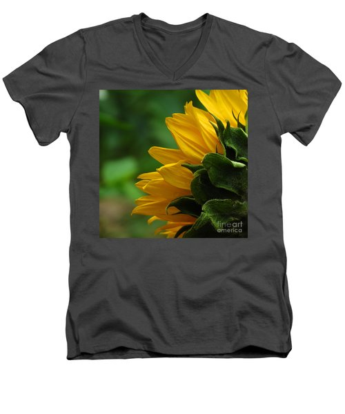 Sunflower Series I Men's V-Neck T-Shirt