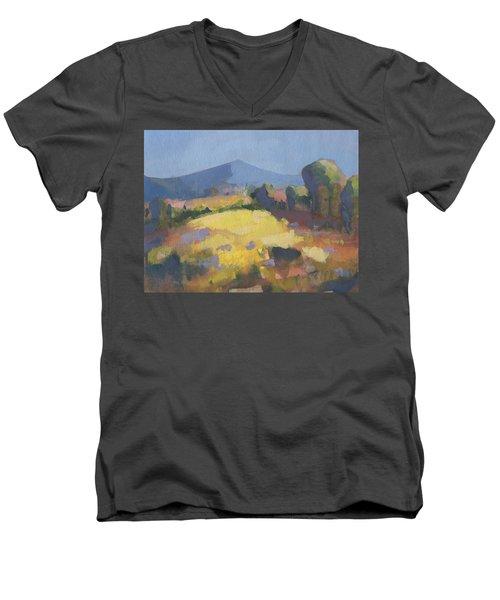 Sunlit Men's V-Neck T-Shirt