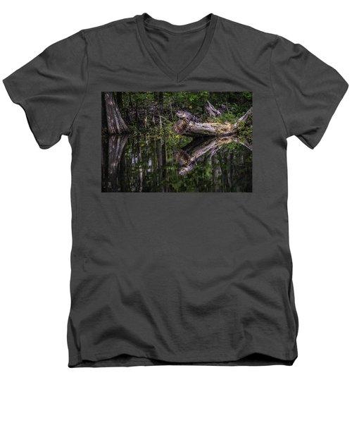 Sunning Men's V-Neck T-Shirt