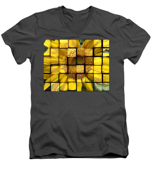 Sunny Composition Men's V-Neck T-Shirt