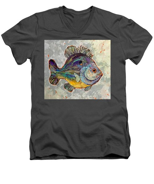Sunnyfish Men's V-Neck T-Shirt