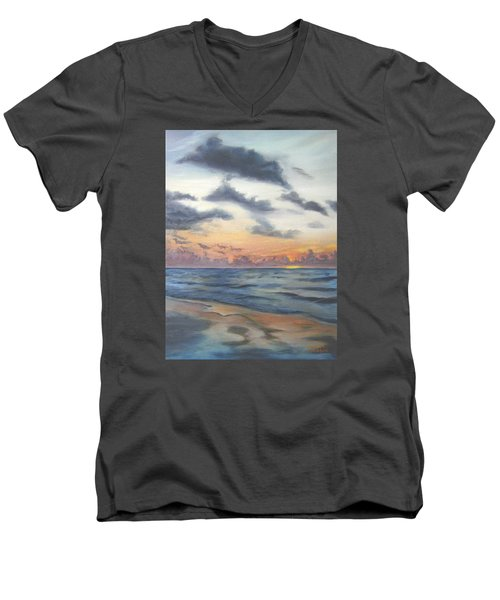Sunrise 02 Men's V-Neck T-Shirt