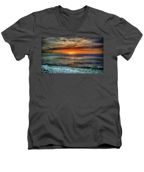 Sunrise Special 2 Men's V-Neck T-Shirt