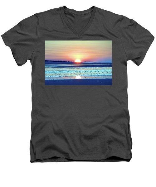 Sunrise X I V Men's V-Neck T-Shirt
