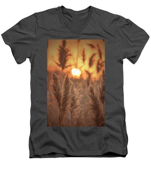 Sunset Dreams Men's V-Neck T-Shirt