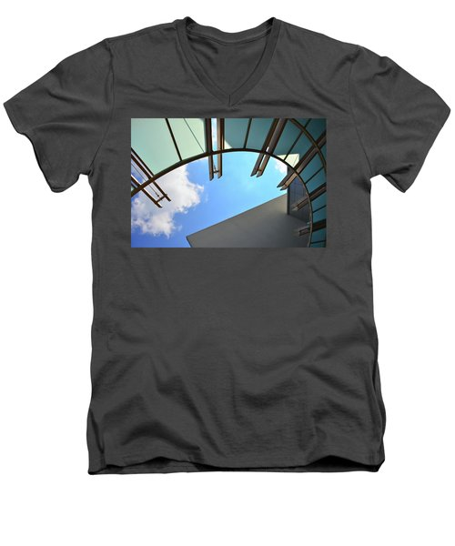 Sunshade Men's V-Neck T-Shirt