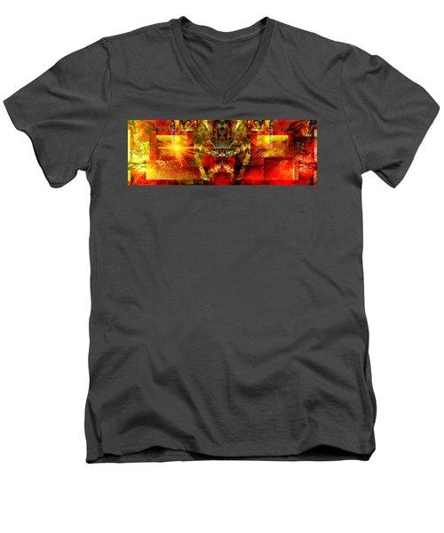Sunshine.. Men's V-Neck T-Shirt