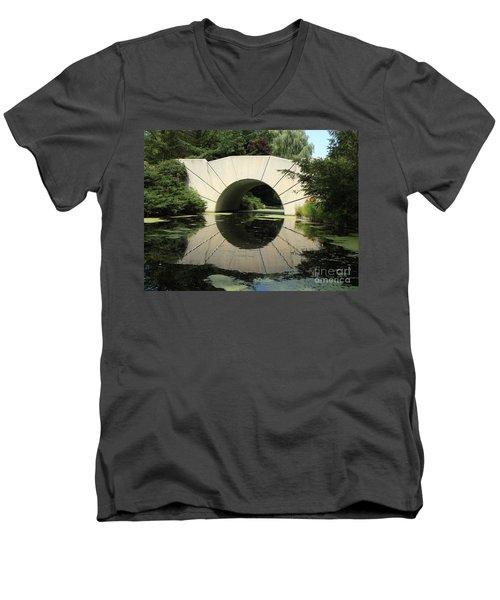 Sunshine Bridge 4 Men's V-Neck T-Shirt
