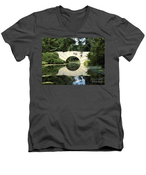 Sunshine Bridge 7 Men's V-Neck T-Shirt