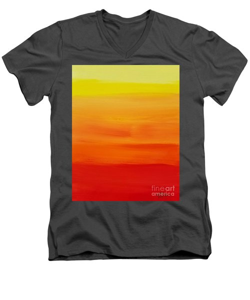 Sunshine Men's V-Neck T-Shirt