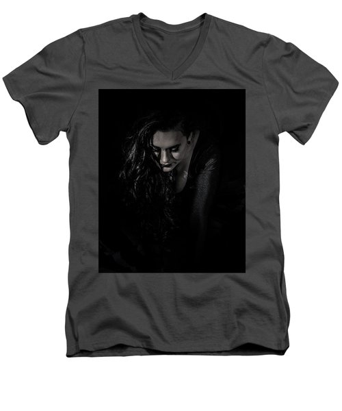 Supplication Men's V-Neck T-Shirt